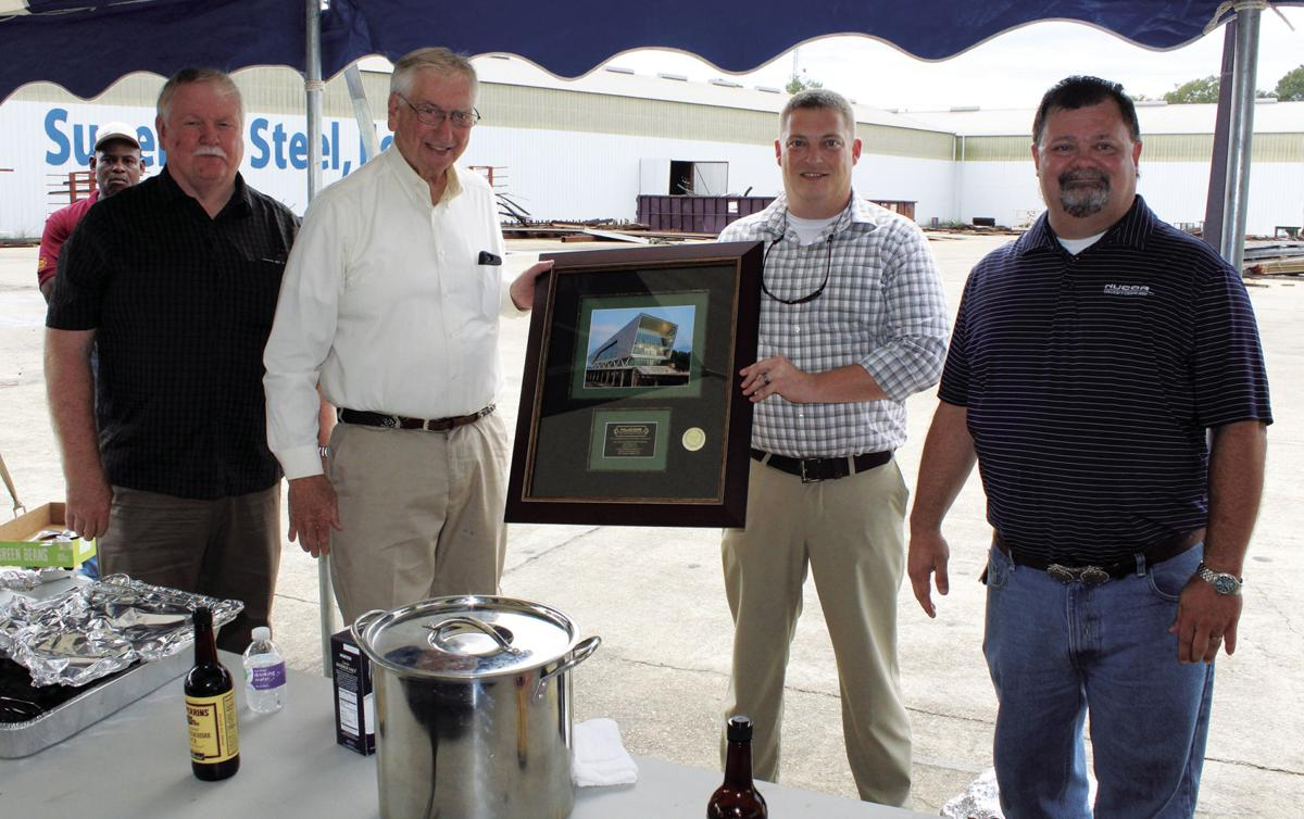 superior steel award