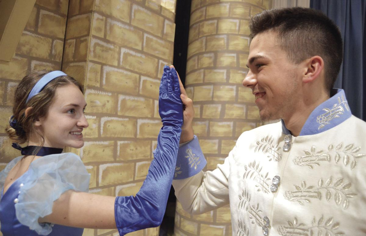 Springfield High theatre to present 'Cinderella'