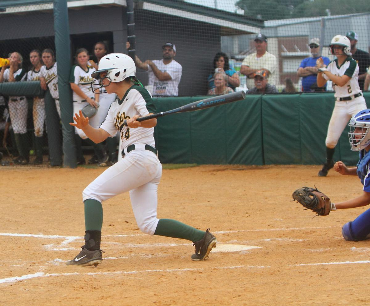 Walker-EA softball: Mary Hughes