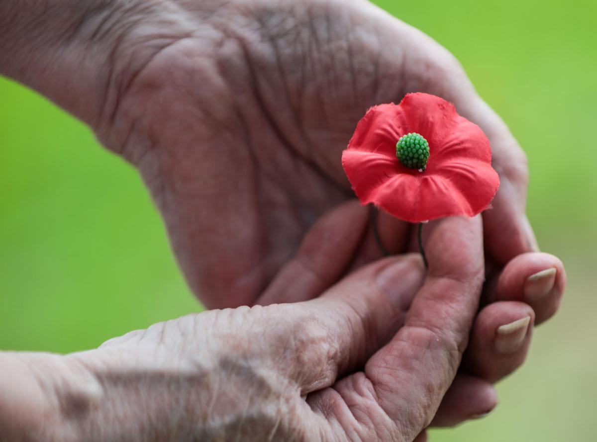 Local Veterans Organization Joins Buddy Poppy Fundraiser For