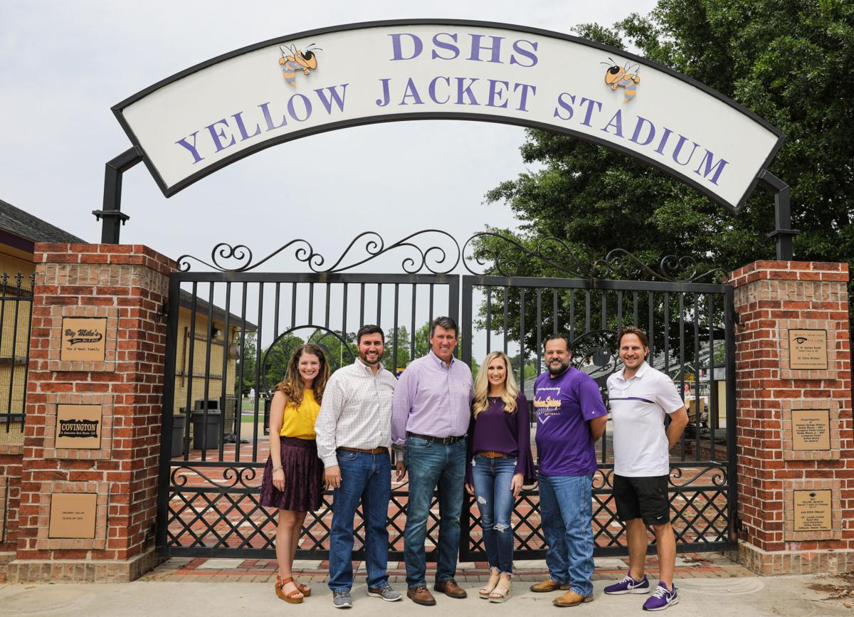 Denham Springs High School Hall of Fame: Title Sponsor