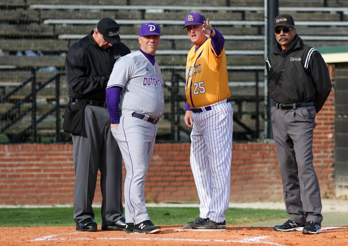 Dutchtown vs Denham Baseball: Mark Carroll
