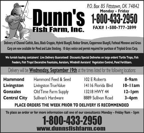 Dunn's 9-6-18 pdf | This Week's Ads | livingstonparishnews com
