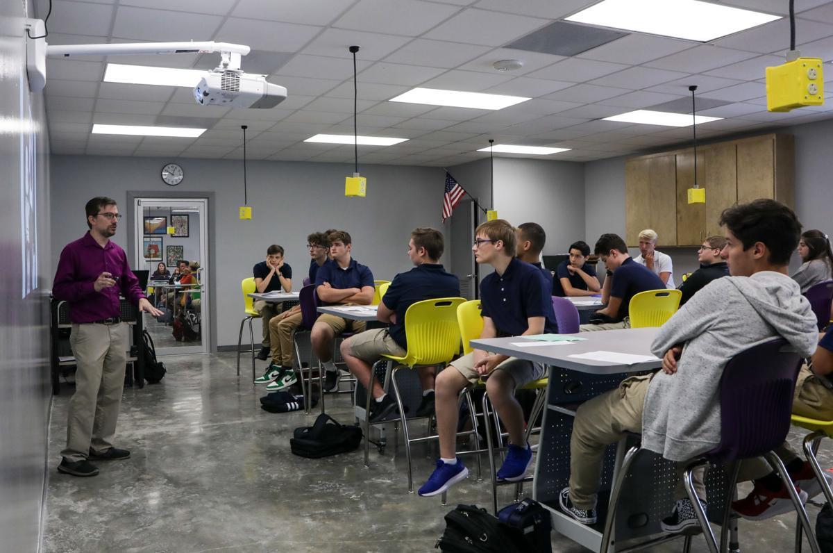 DSHS STEM and Robotics Center