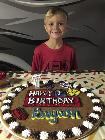 Birthday - Bryson Joseph Hagan