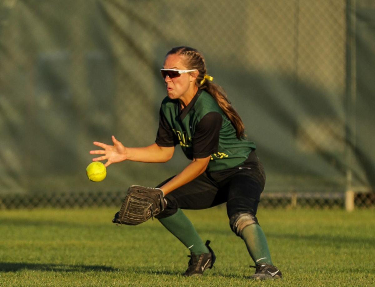 Walker at Live Oak softball Savanah Stafford