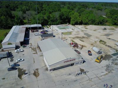 Delta Concrete aerial