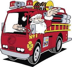 Santa fire ruck