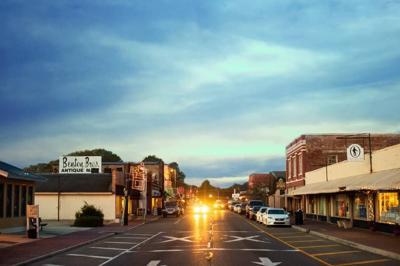 Denham Springs Main Street