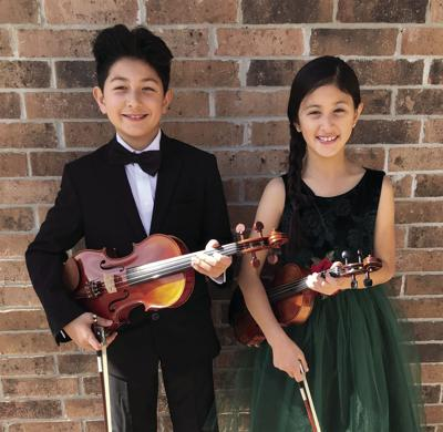 Brother-sister duo wins competition