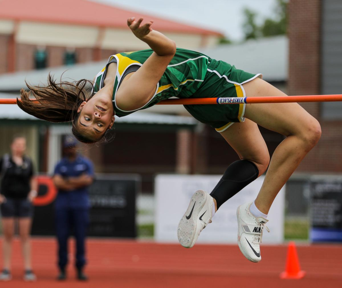 4-5a Track & Field Meet Lilly Waguespack