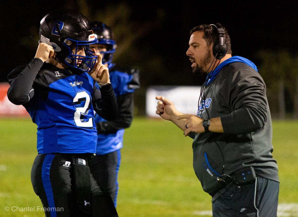 Springfield-STA football Bryan Babb-Ryan Serpas