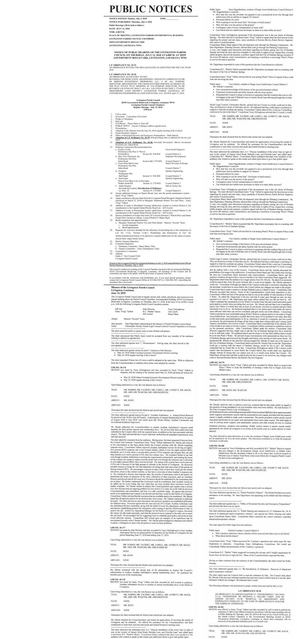 fe32ffec1600 Download PDF Public Notices published July 5