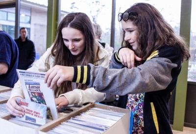 Livingston Parish Library's Comic Con