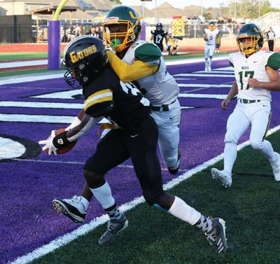 Walker vs St. Amant football