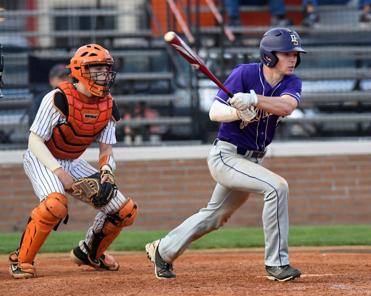 Denham Springs baseball vs. Catholic High: David Frye