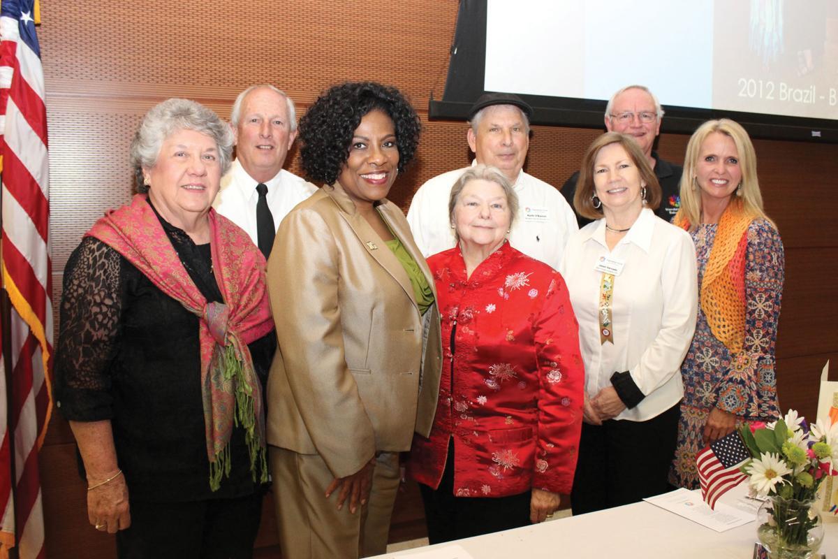 Friendship Force celebrates 40th anniversary
