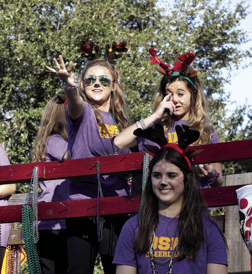 2020 Denham Springs Christmas Parade Denham Springs Kiwanis Club's 2019 Christmas Parade
