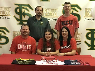 Serenity Smith signs with Kentucky Christian