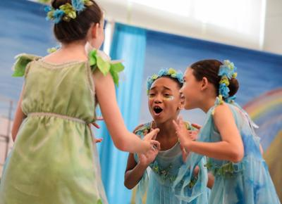 Baton Rouge Ballet Theatre's Youth Ballet