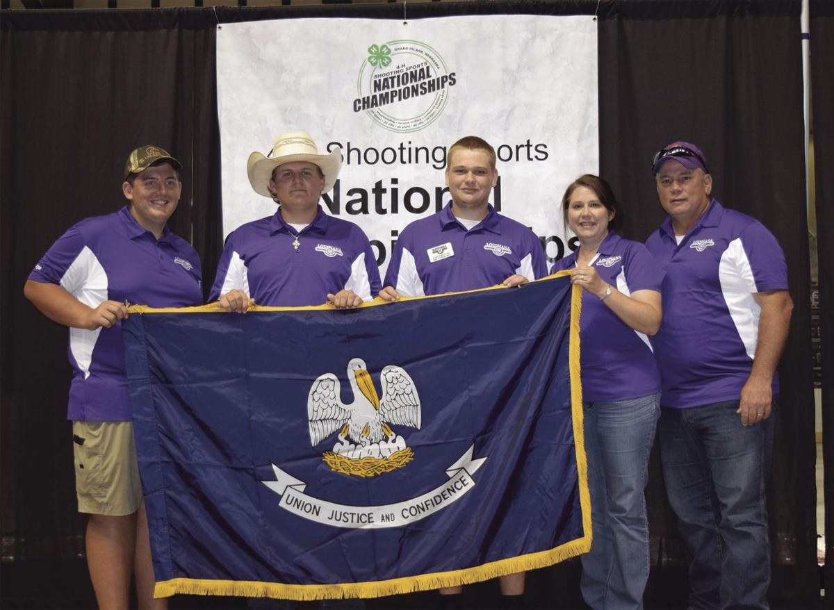 National 4-H Shooting Sports Competition