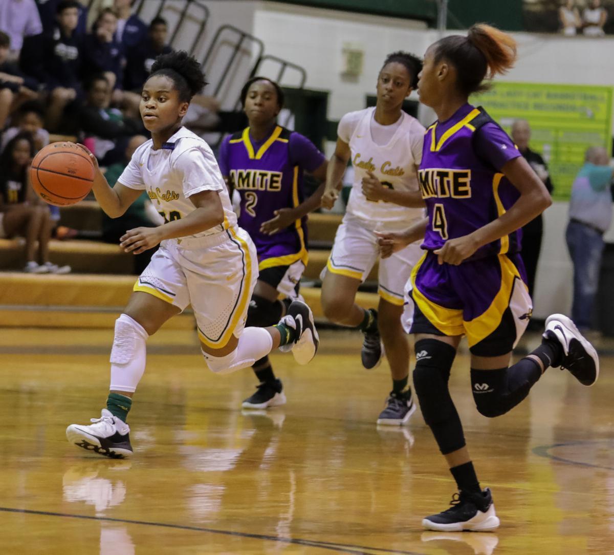 Walker Basketball Jamboree Asia Garner
