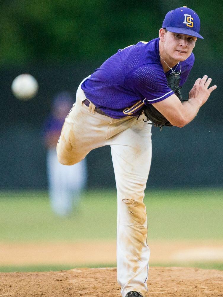 Live Oak-DSHS baseball Cade Doughty