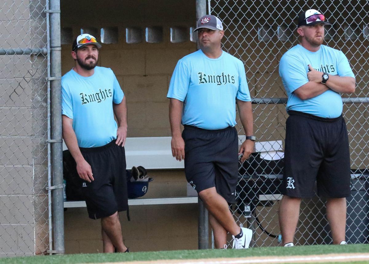 Live Oak-Teurling coaching staff