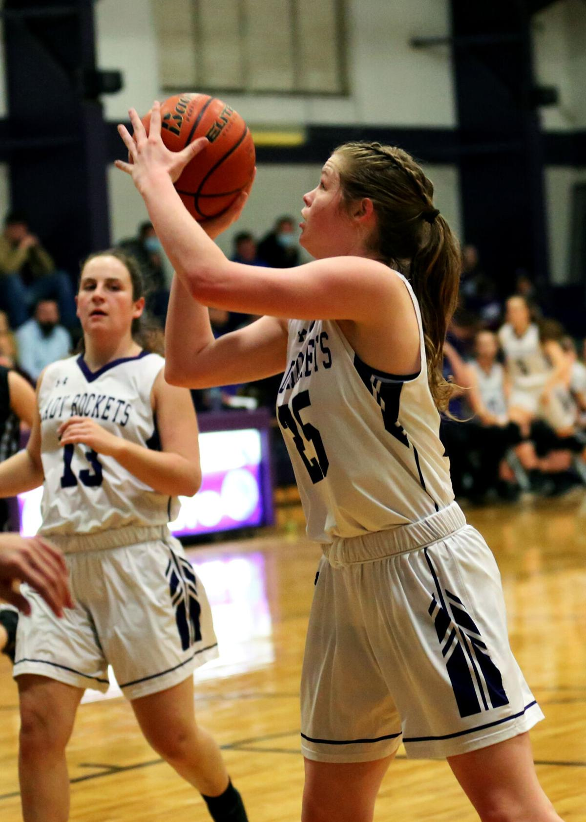 Albany-Holden girls-Camille Comish