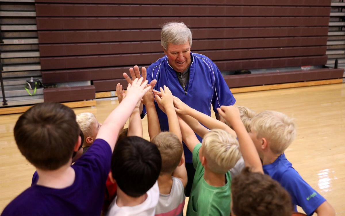 DSHS Youth Basketball Camp