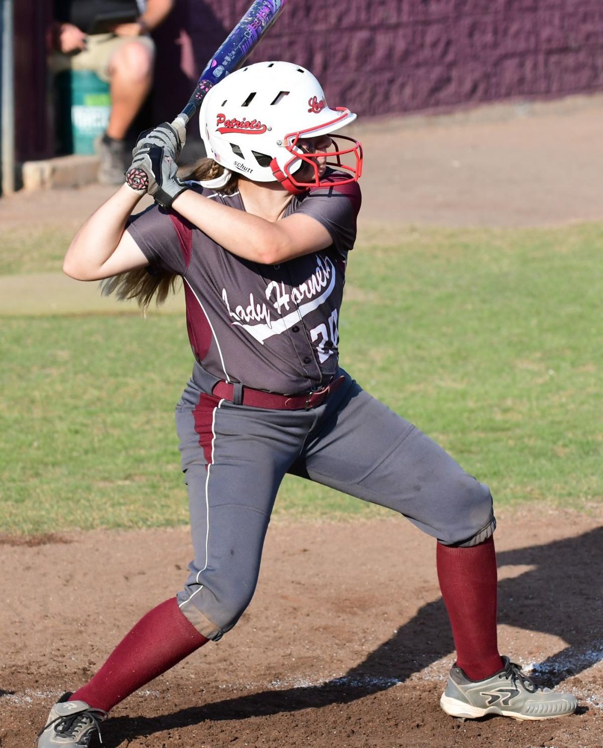 Albany-Springfield softball Annalea Giamalva