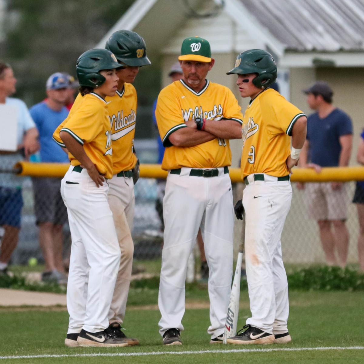 Walker baseball vs. Live Oak: coach Randy Sandifer