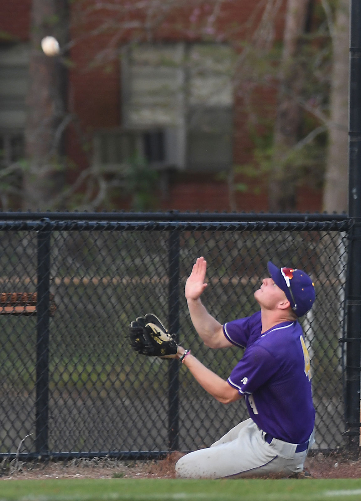 Denham Springs baseball vs. Catholic High: Cade Doughty