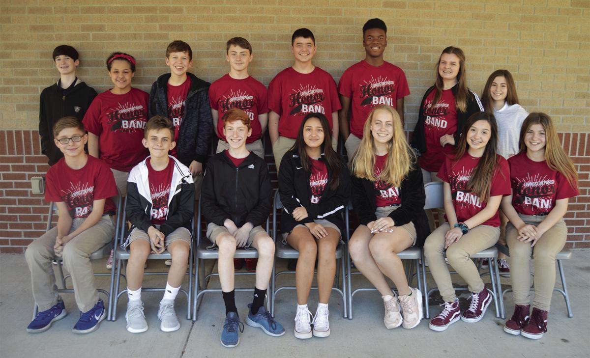 2018-19 Livingston Parish Honor Band