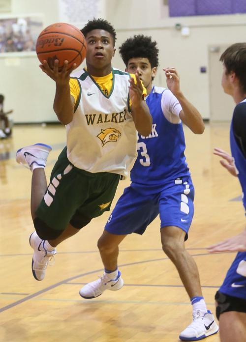 Live Oak vs Walker Summer Basketball