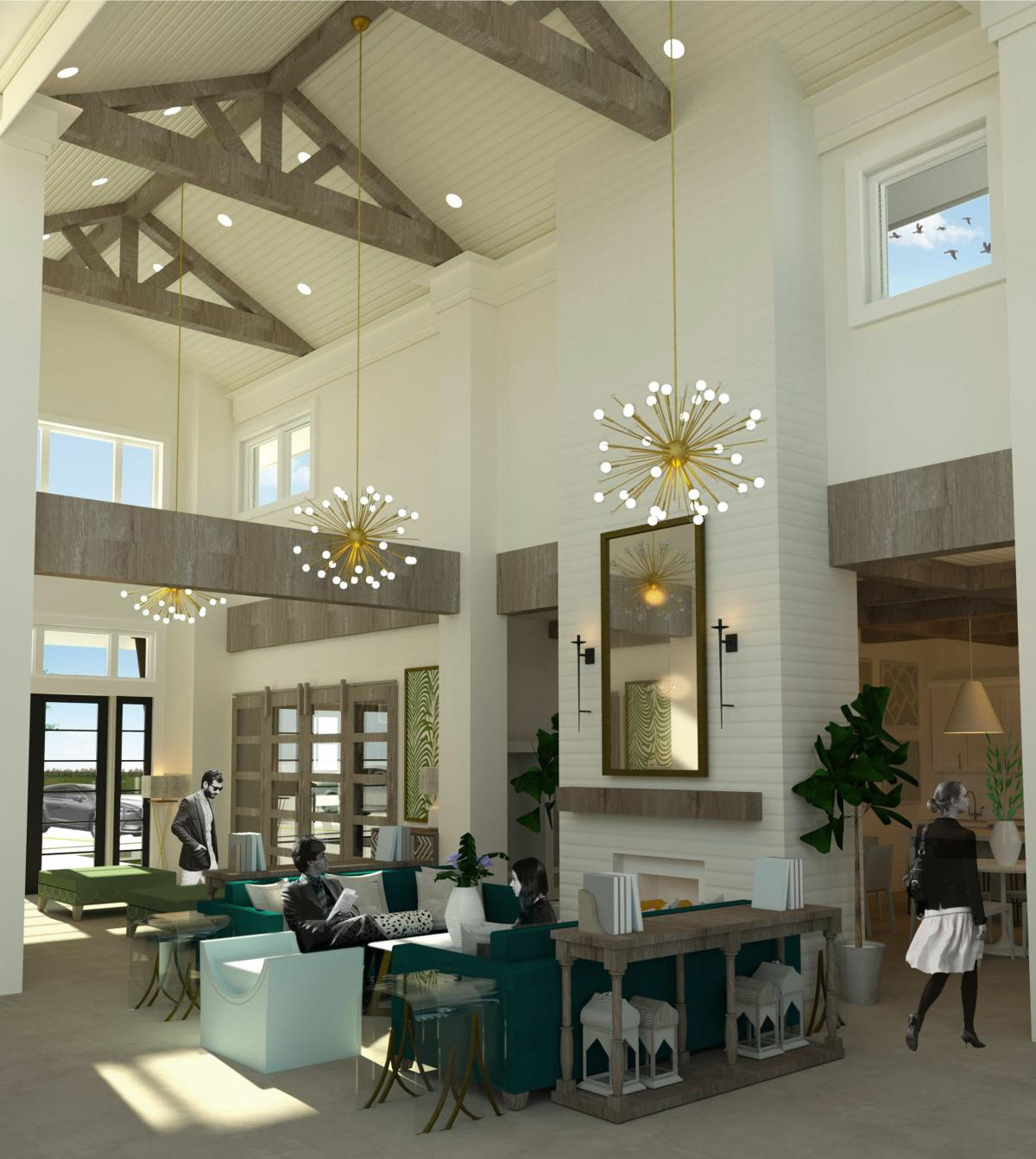 The Palms Apartments: The Palms At Juban Lakes Luxury Apartments Open June 14 In