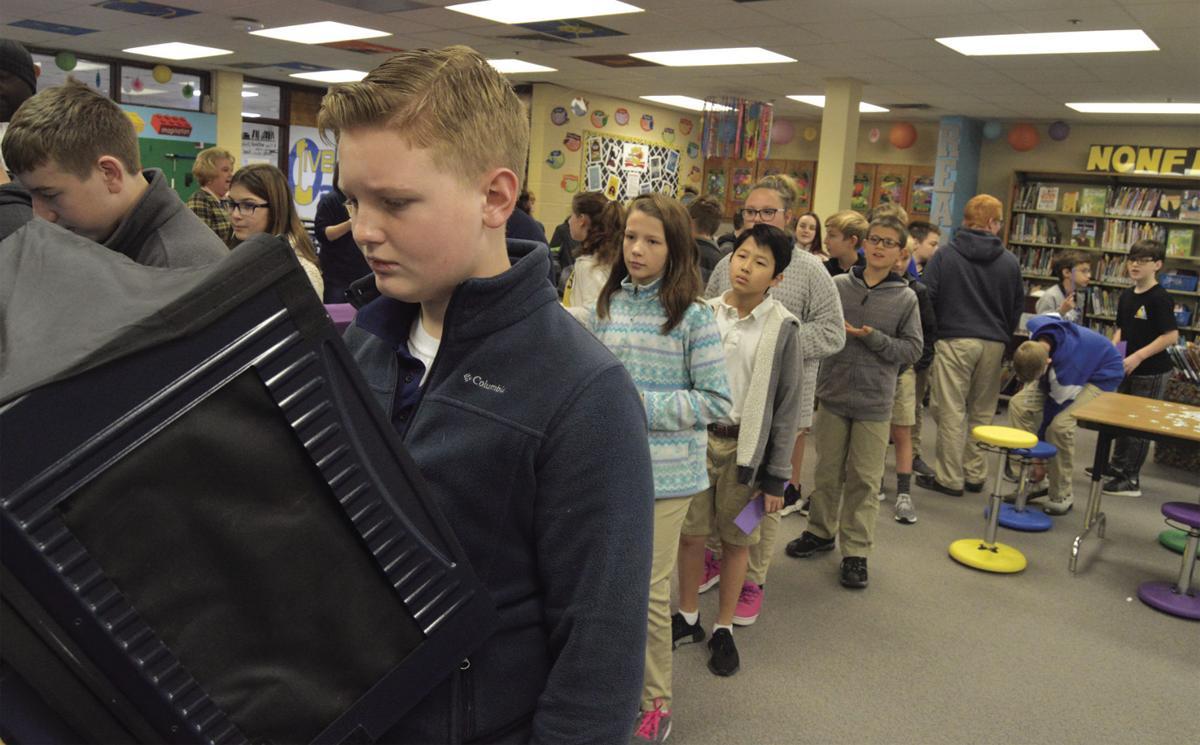 Louisiana Young Readers Choice Award