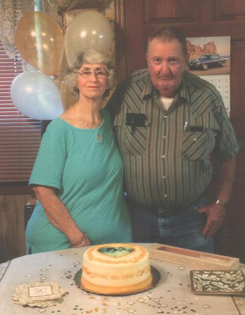 Mr. & Mrs. Dawsey