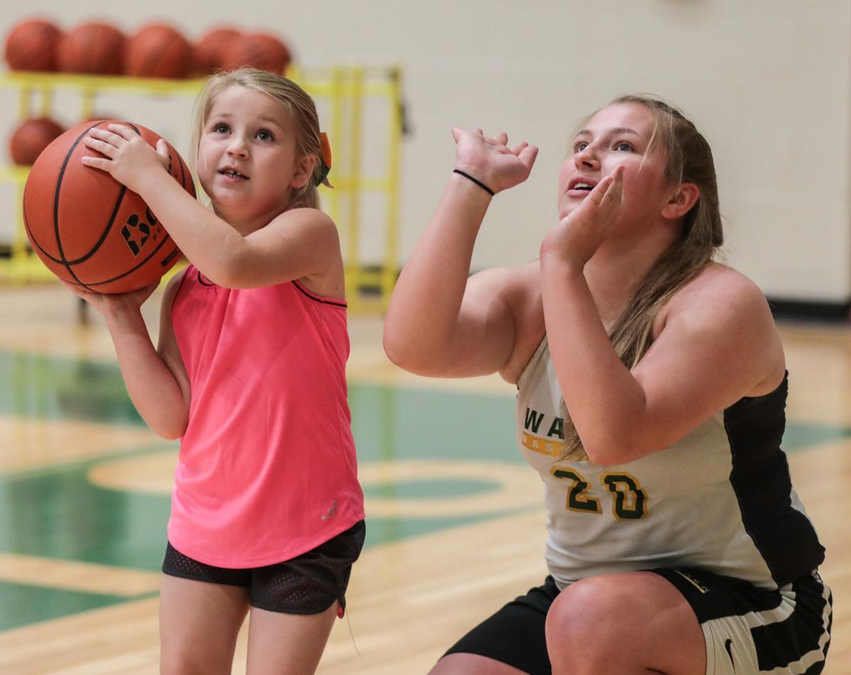 Walker Basketball Camp