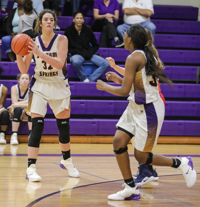 St Joseph at Denham Springs girls basketball Kate Thompson