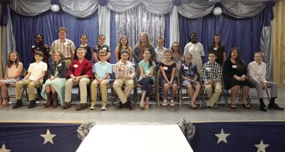 37th Annual Spelling Bee contestants