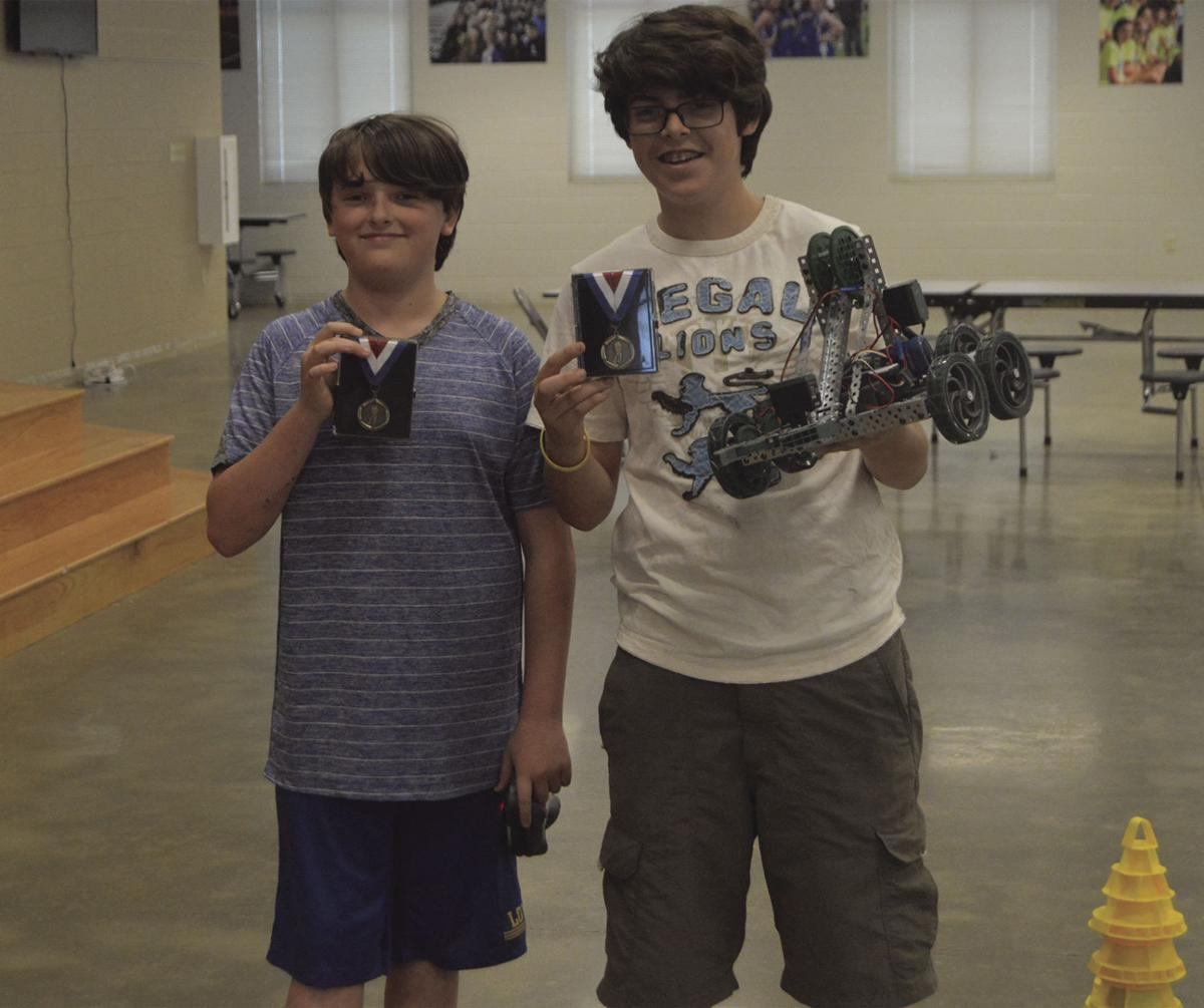Live Oak Robotics Camp