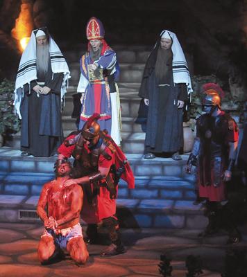 amite baptist church easter drama 2014