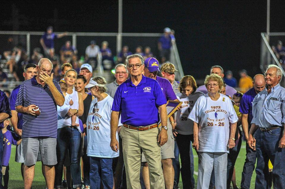 "Harold ""Butch"" Wax honored Friday"