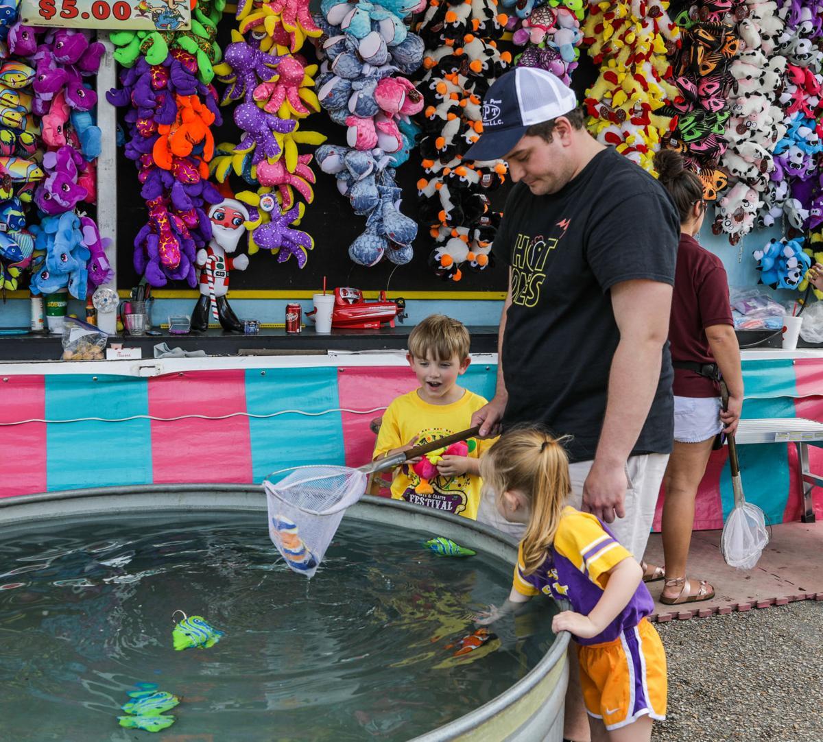 Cajun arts and crafts festival photo gallery photo for Arts and crafts festival