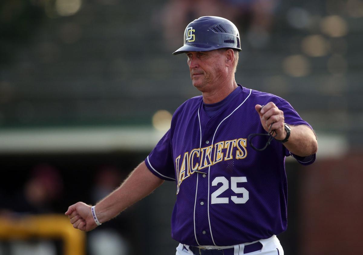 DSHS baseball Mark Carroll