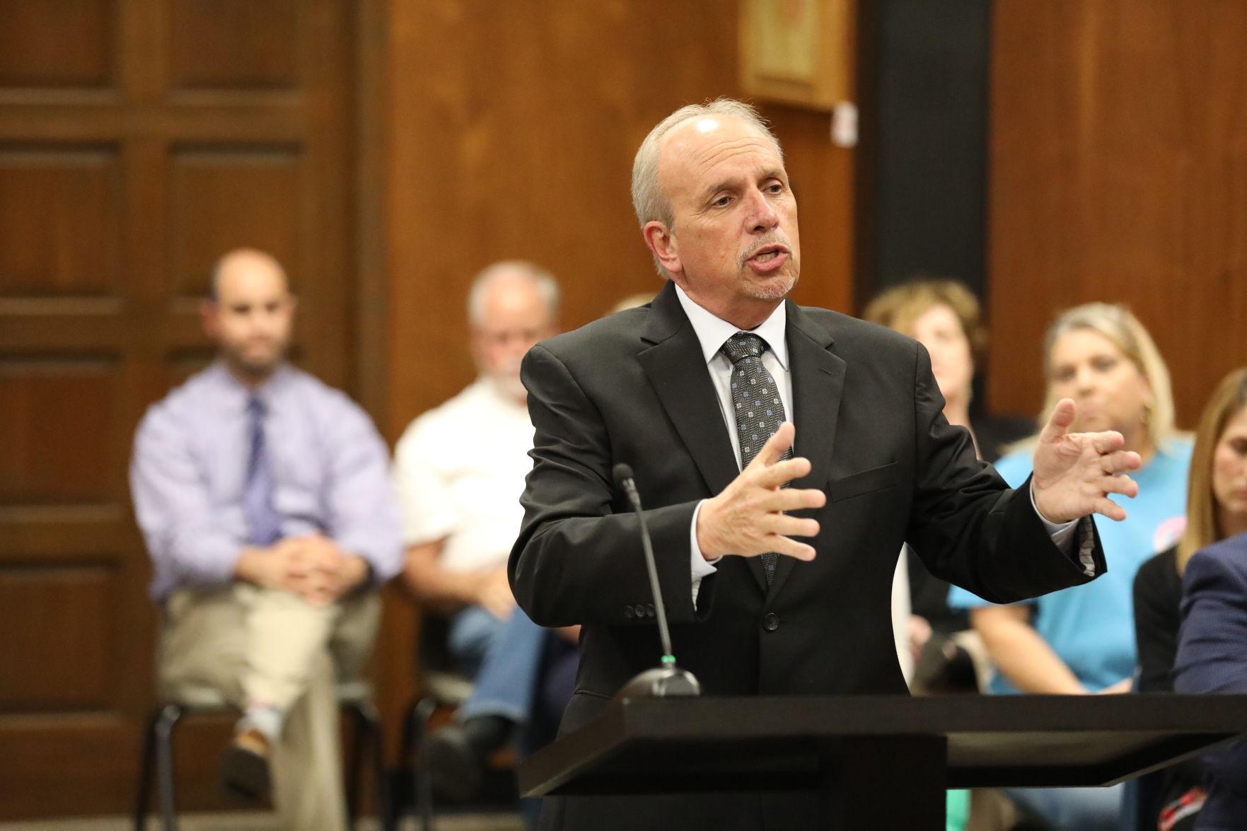 Superintendent Joe Murphy
