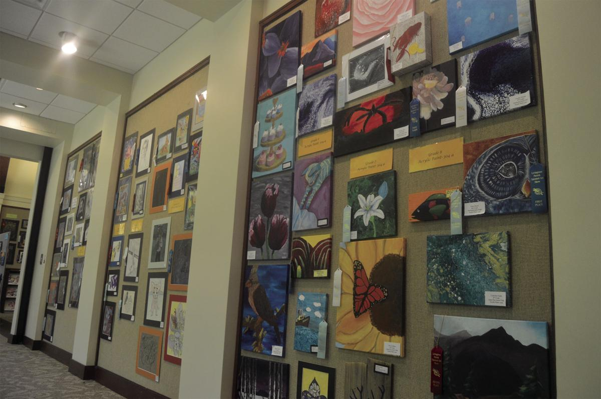 Gifted And Talented Art Show Photo Gallery Arts Entertainment
