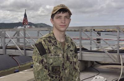 Seaman Jacob McCurnin