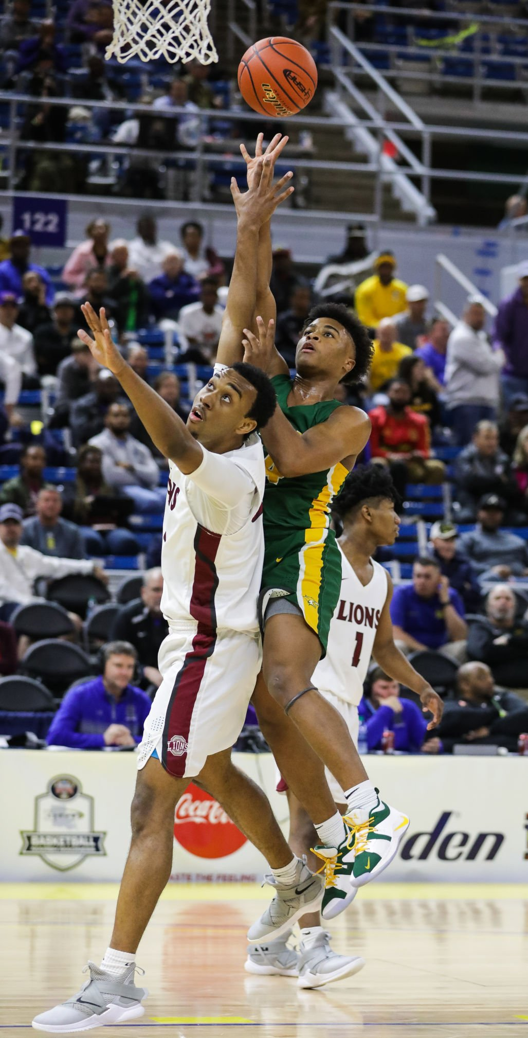 Walker vs. Ouachita Parish boys basketball Jalen Cook